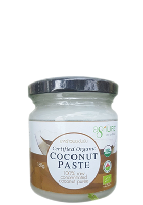 Agrilife Organic Coconut Paste