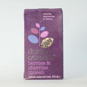 Dorset Cereals Berries Cherries Muesli