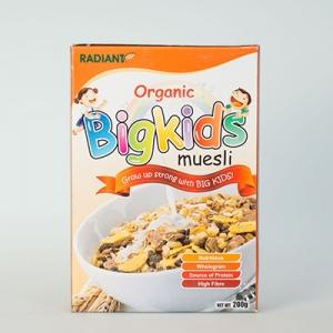 Radiant Organic Bigkids