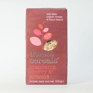 Dorset Cereals Cranberry Cherry Almond