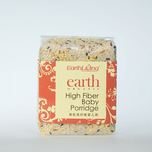 Earth Living High Fiber Baby Porridge