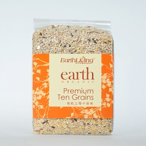 Earth Living Premium Ten Grains