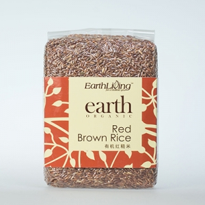 Earth Living Red Brown Rice