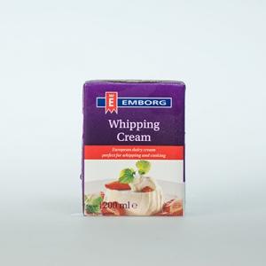 Emborg Whipping Cream