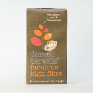 Dorset Cereals Fabulous High Fibre