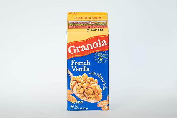 Granola French Vanilla