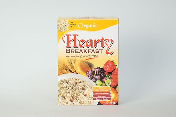 Radiant Organic Hearty