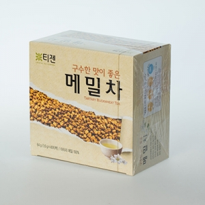 Korean brand Tea ZEN Buckwheat Tea