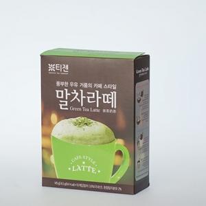 Korean brand Tea ZEN Green Tea