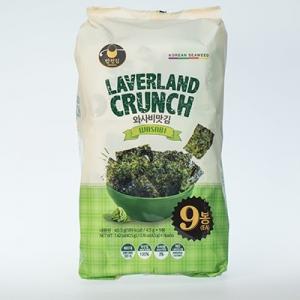 Laverland Crunch Wasabi