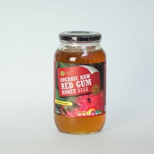 Lohas Red Gum Honey