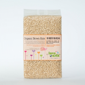 Love Earth Organic Brown Rice