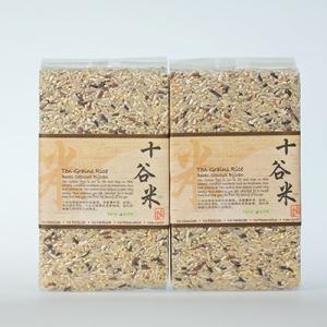 Love Earth Ten Grains Rice