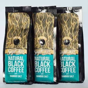Natural Black Coffee