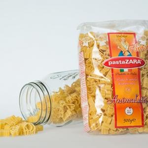 Pasta Zara Animaletti