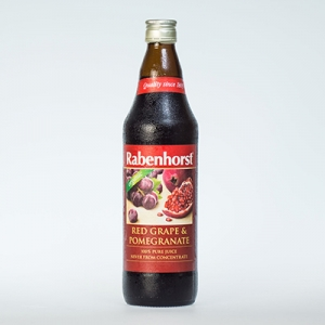 Rabenhorst Red Grape Pomegranate