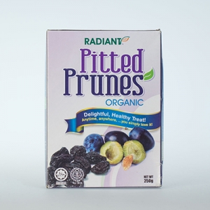 Radiant Pitted Prunes