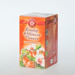 Teekanne Rosehip Hibiscus